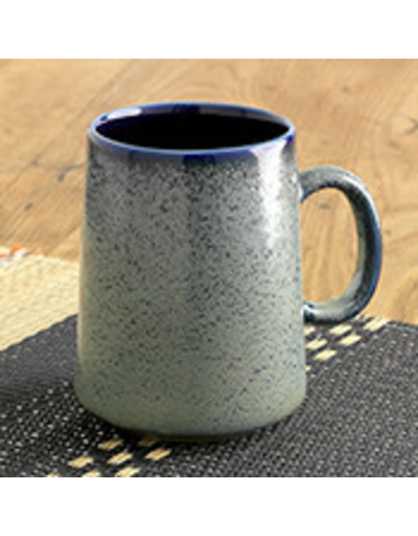 Farmhouse Speckled Sage Tall Mug, Vietnam