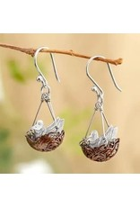 Robins Nest Earrings