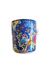 Iznik Mug, Turkey, Blue