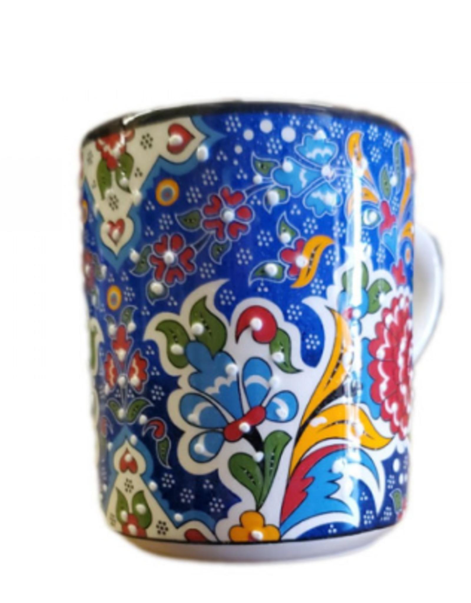 Iznik Mug, Turkey, Blue