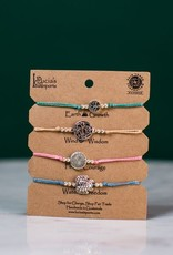 Courage String Charm Set
