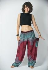 Geometric Mandala Harem Pants, Thailand