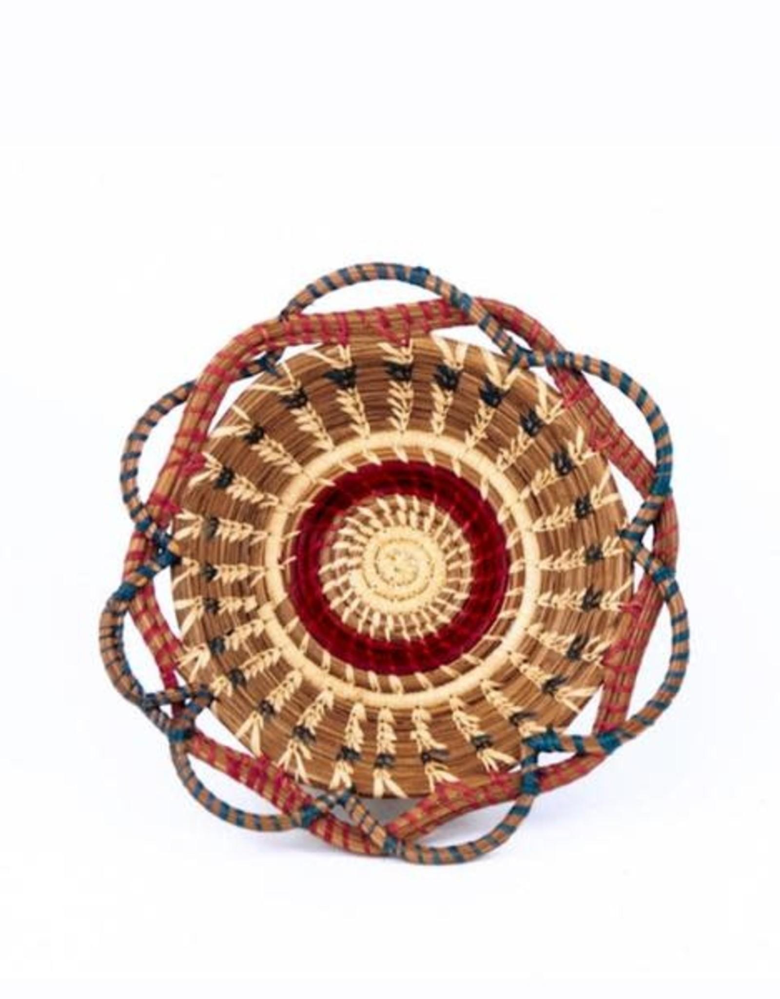 Small Noelia Basket, Guatemala