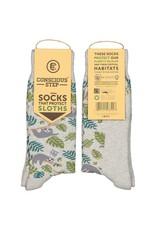 Socks that Protect Sloths,  S/M