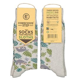 Socks that Protect Sloths,  S/M