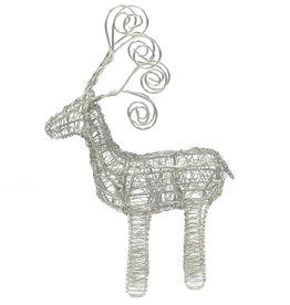 Wire Wrap Reindeer, India