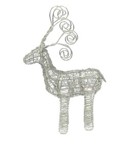 Wire Wrapped Reindeer, India