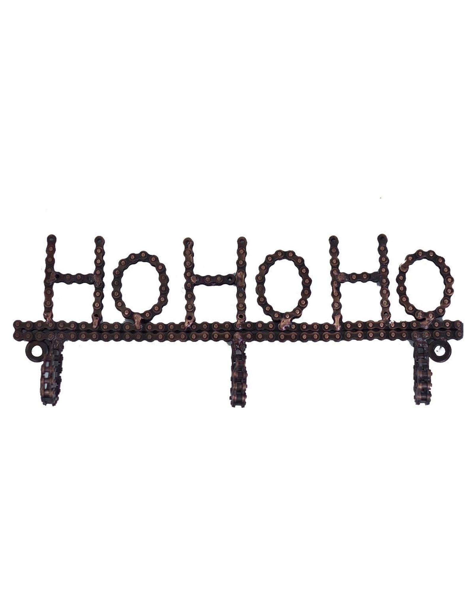 Ho Ho Ho Bike Hook