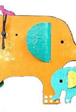 Silly Clocks Elephant Family, Colombia