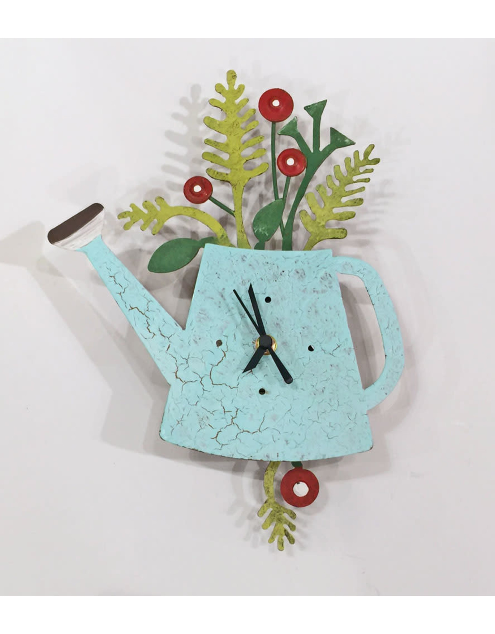 Silly Clocks Watering Can, Colombia