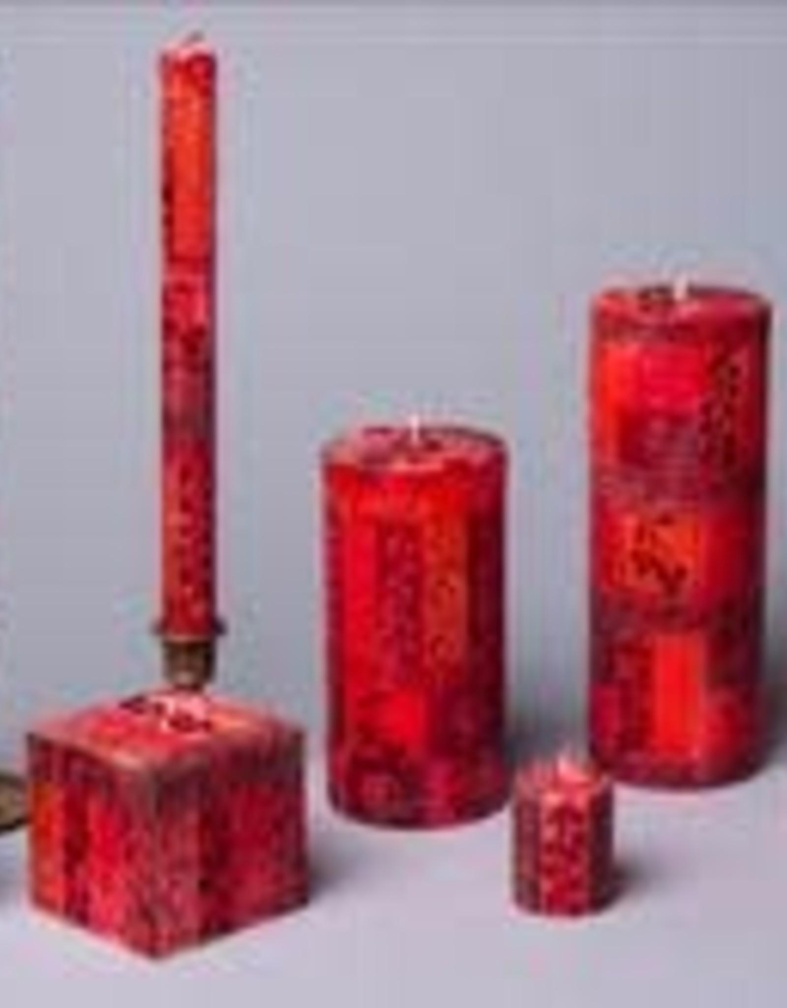 Berry Blaze Votive Candles, Set of 6