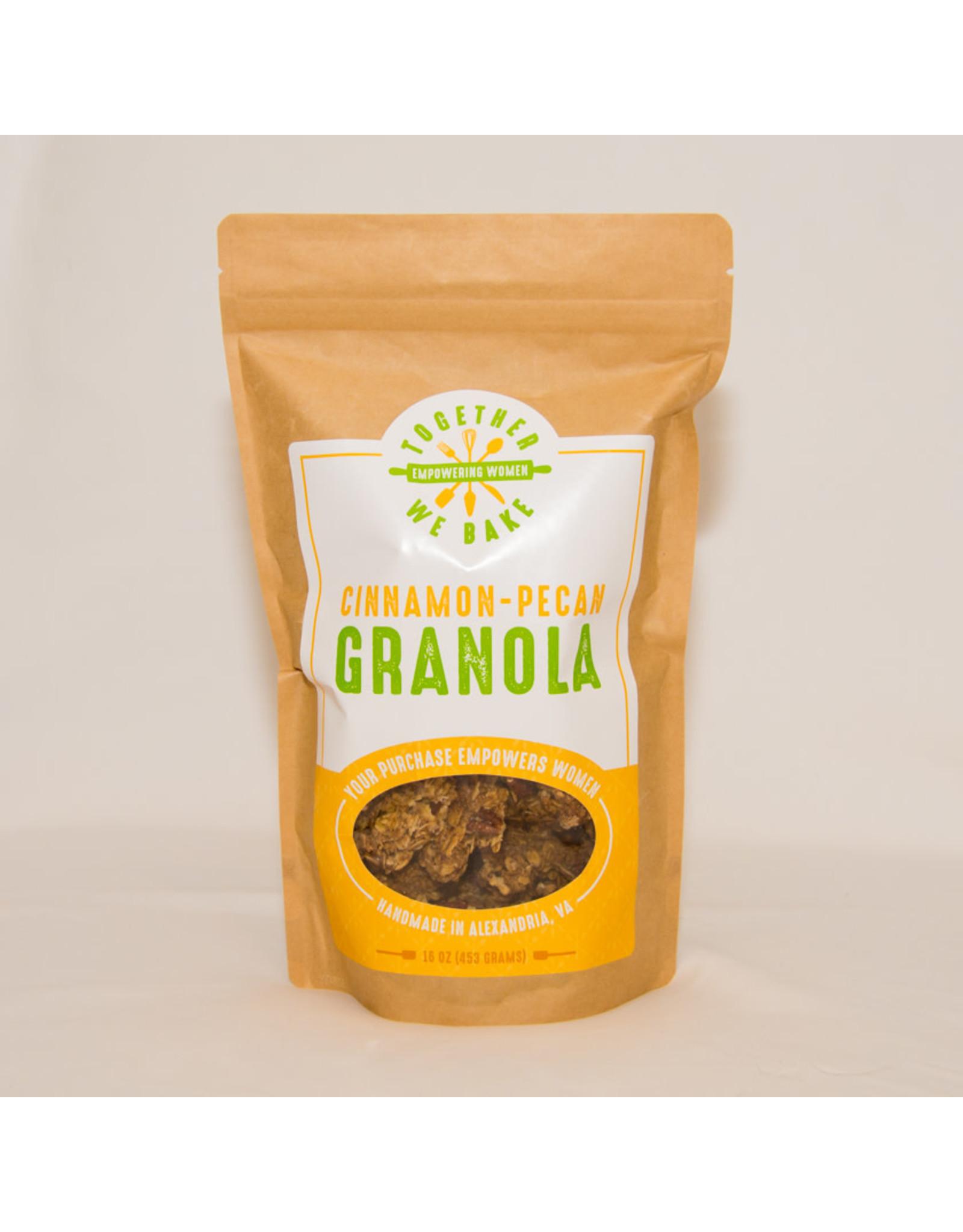 Together We Bake Granola (Pound)
