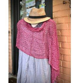 Shrug, Bright Pink, Wear Five Ways!