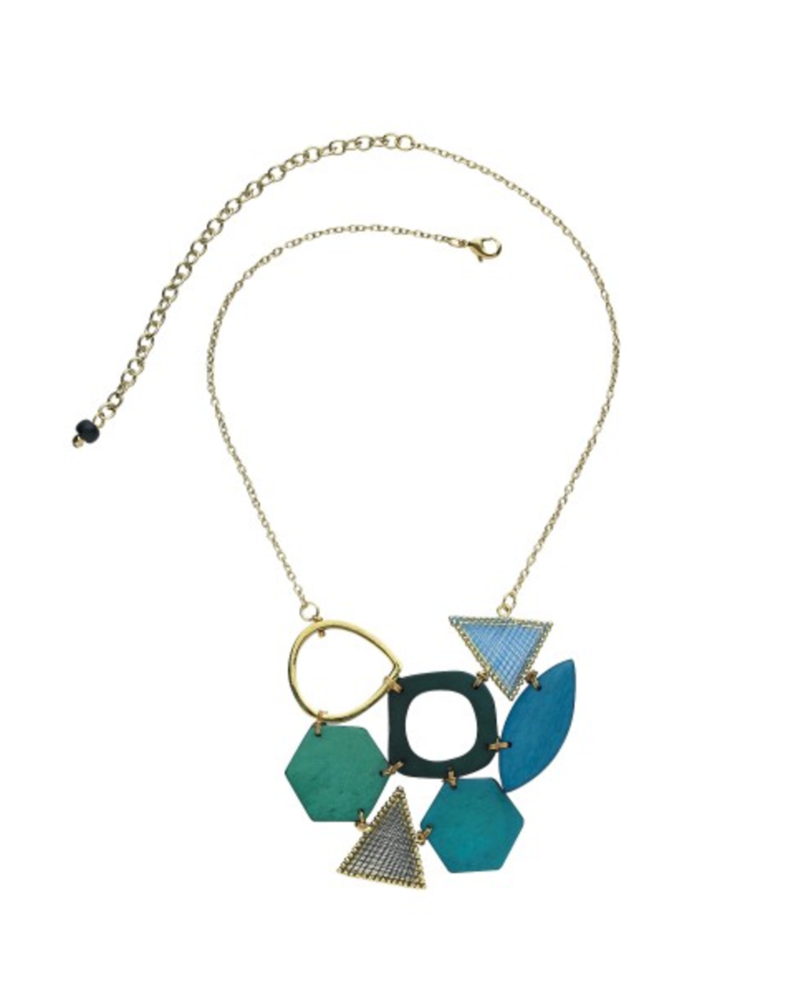 Fragments Necklace, India