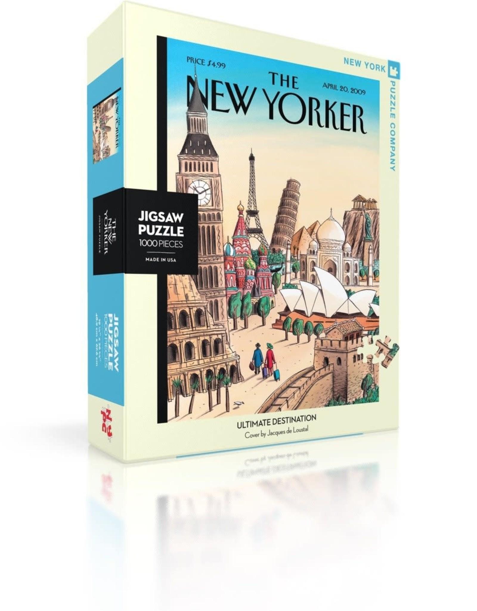 Ultimate Destination, 1000 pieces Puzzle