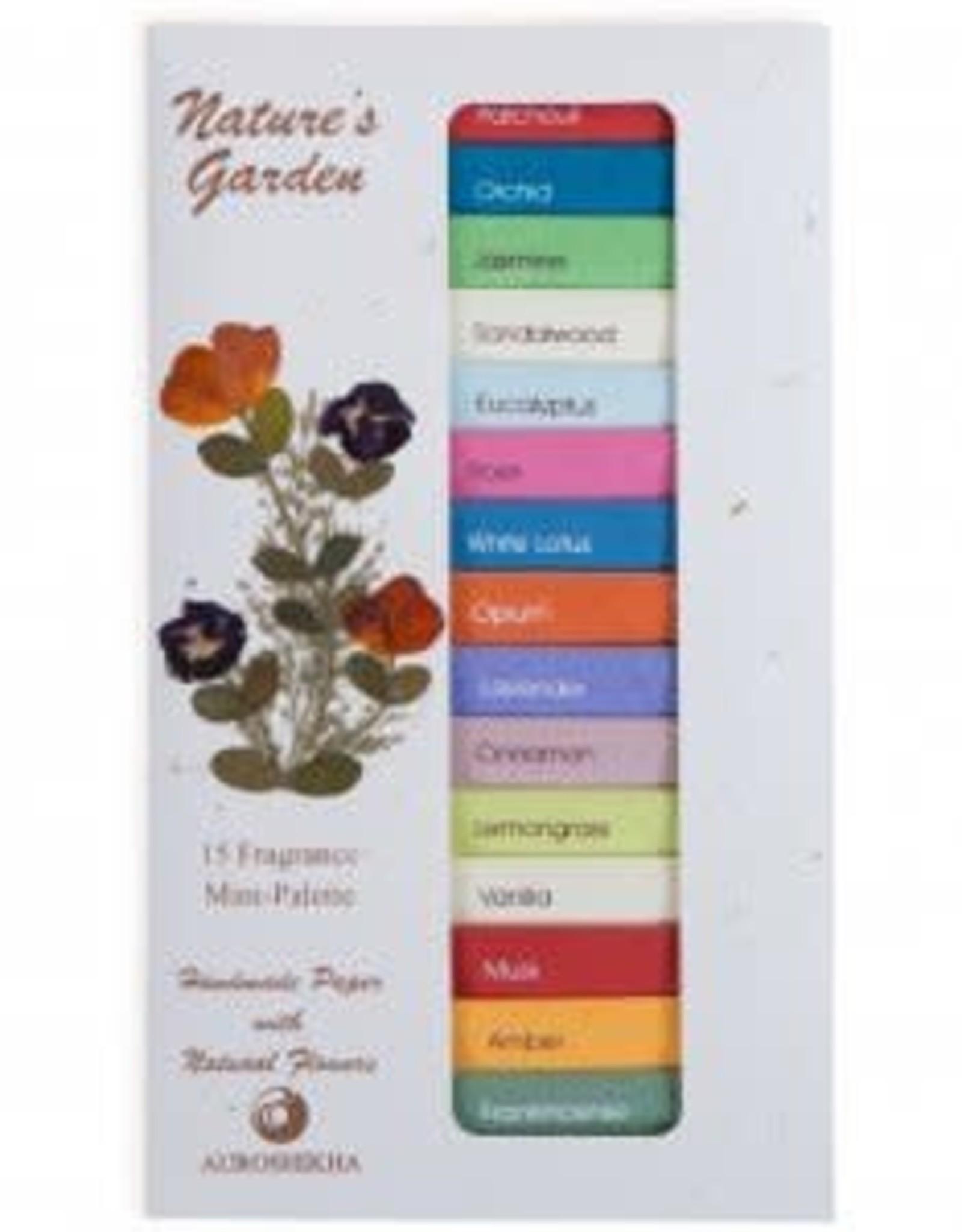 feb19 Incense mini sticks set/15 fragrances