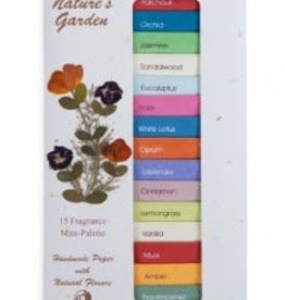 feb19 Incense mini sticks set/15 fragrances