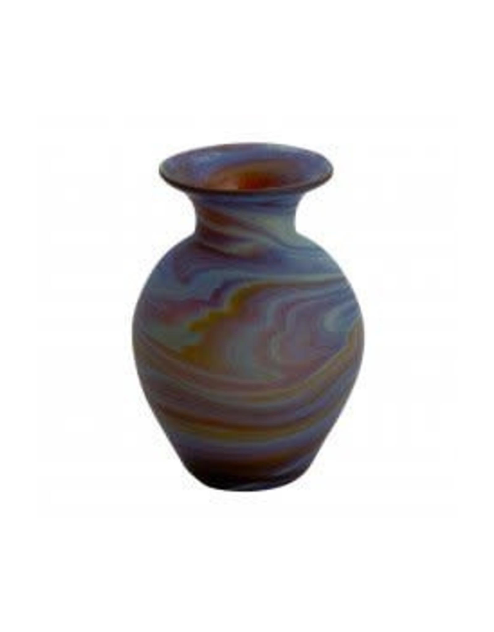 feb19 Palestine, Phoenician Glass BUD Vase