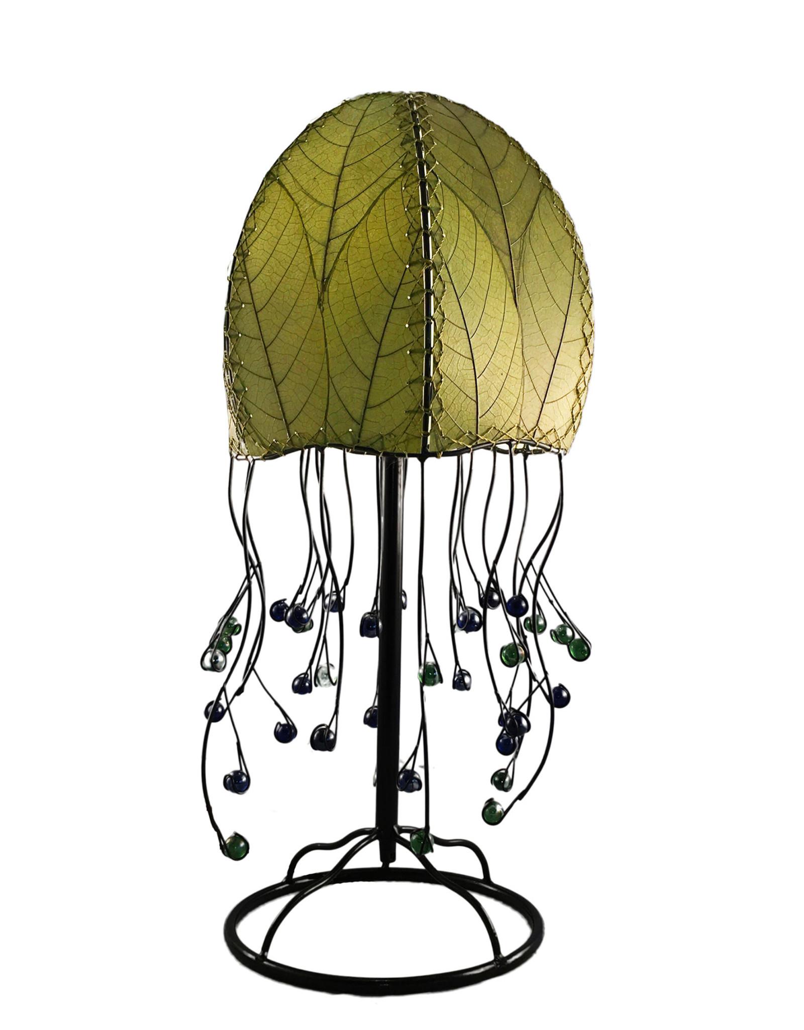 Jellyfish Table Lamp (LED),  Orange, Philippines