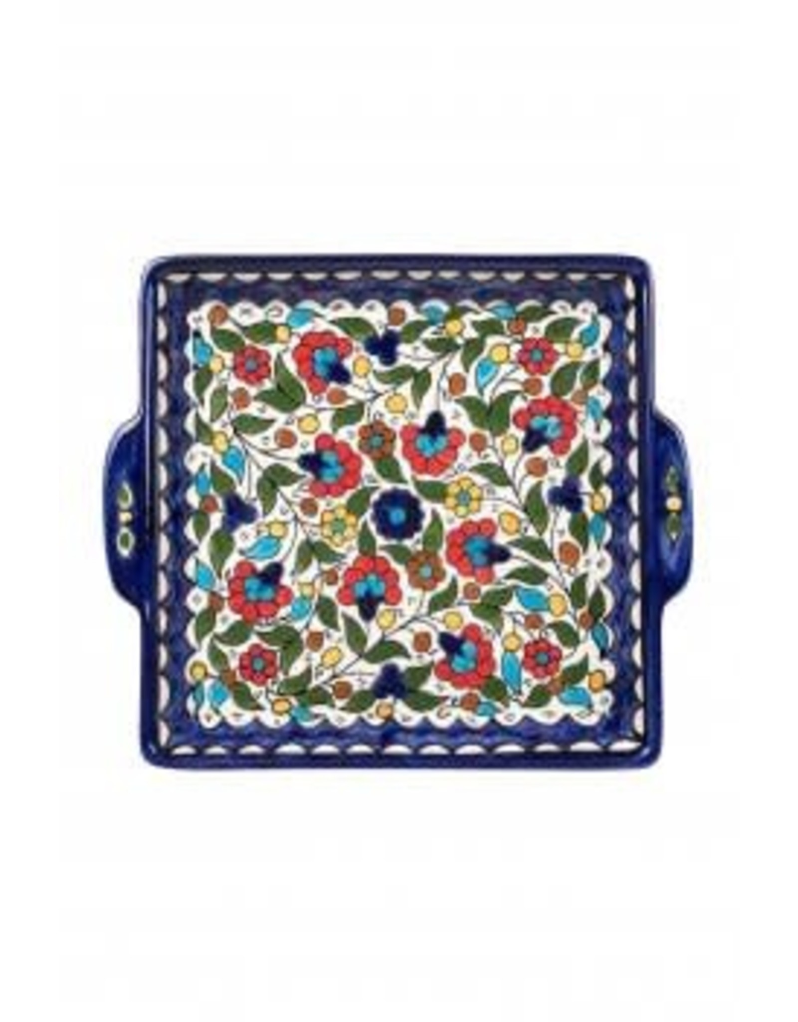 Daisies Serving Dish, West Bank