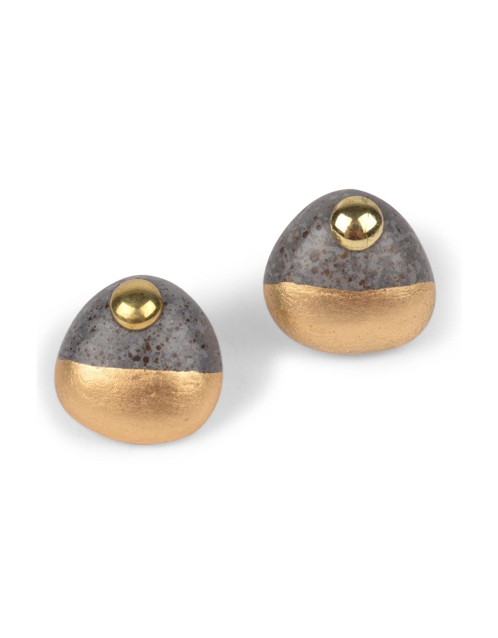 Sterling Solstice Earrings, Peru