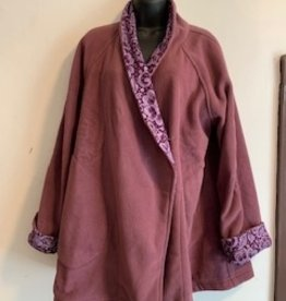 Nepal, Fleece Jacket