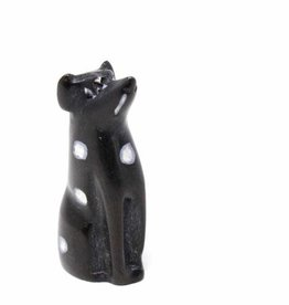 Soapstone Dog, Black