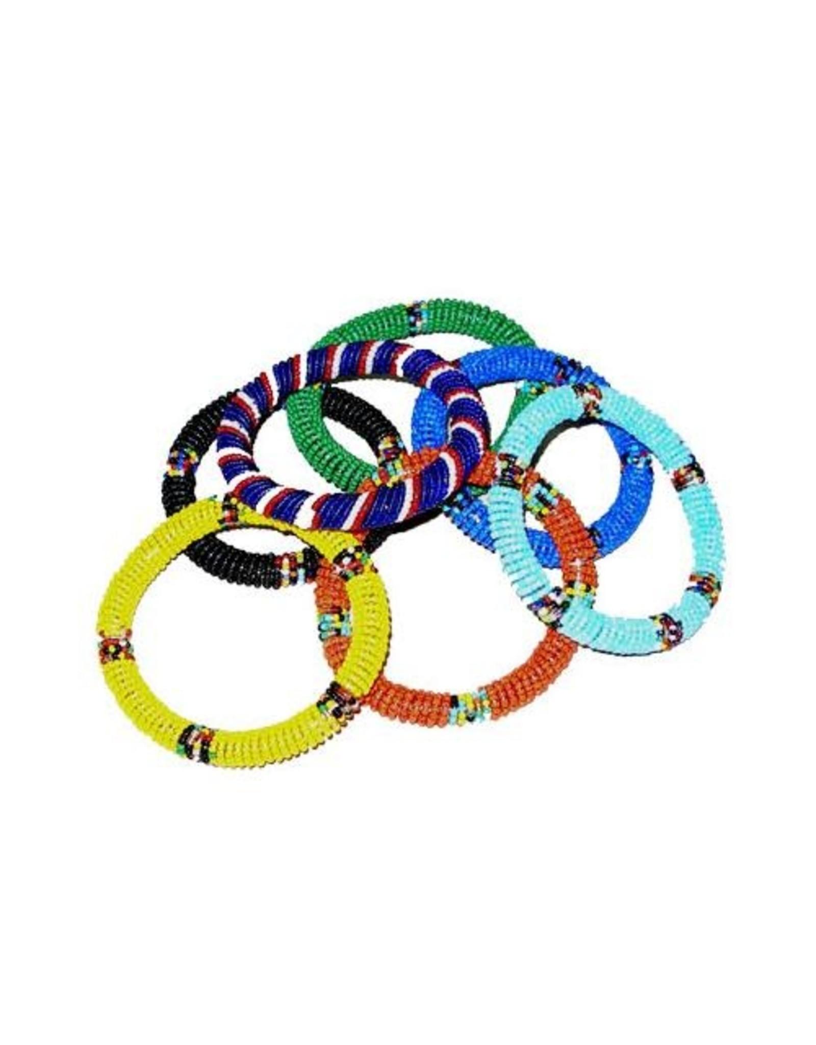 Maasai Bangle Individual, Choose your color!