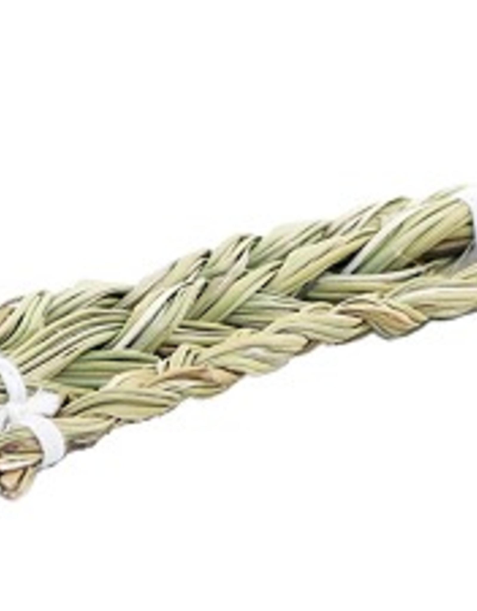 Sage Bundles Sweet Grass Braid