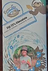 River-Sea Chocolate Fiji 72%