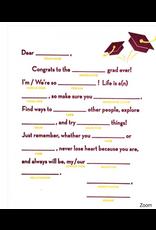 Mad Lib Graduation