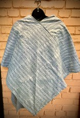 Shibori Wrap Gray, India