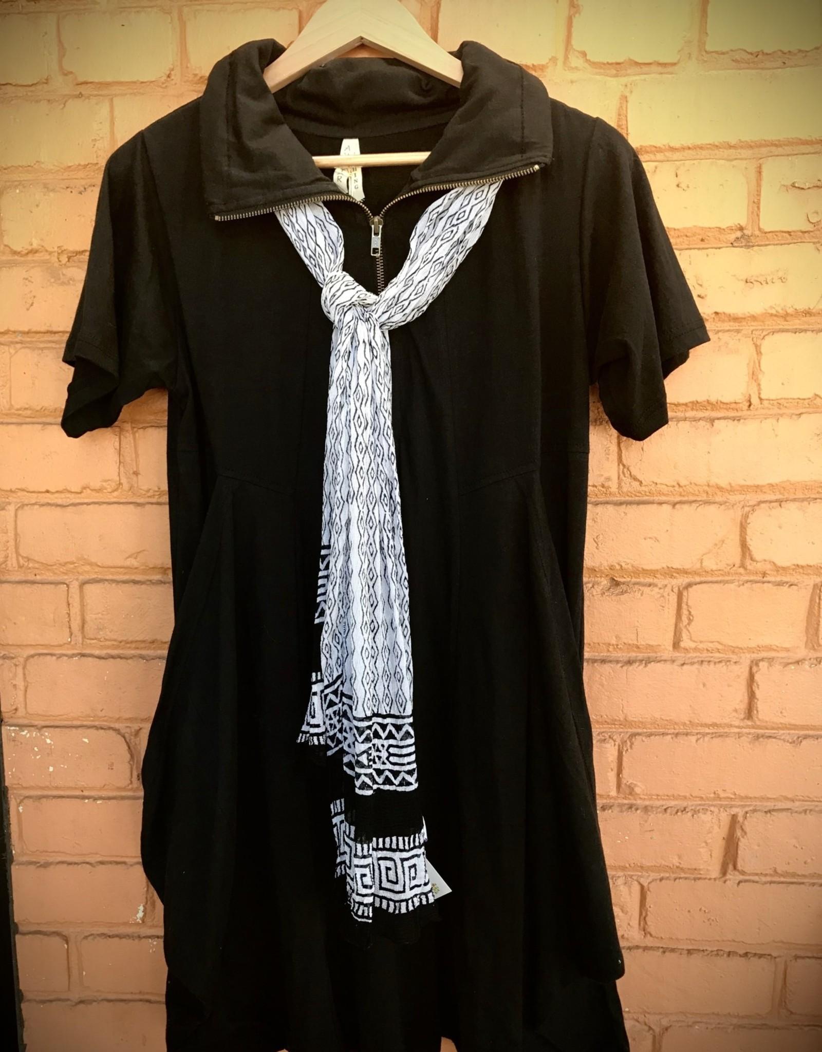 Cotton Pockets of Joy Dress, Nepal