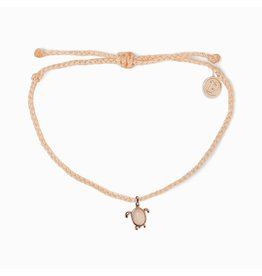 ROSE GOLD SEA TURTLE Bracelet, BLUSH