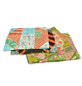 Kantha Placemat, Set of 2, India