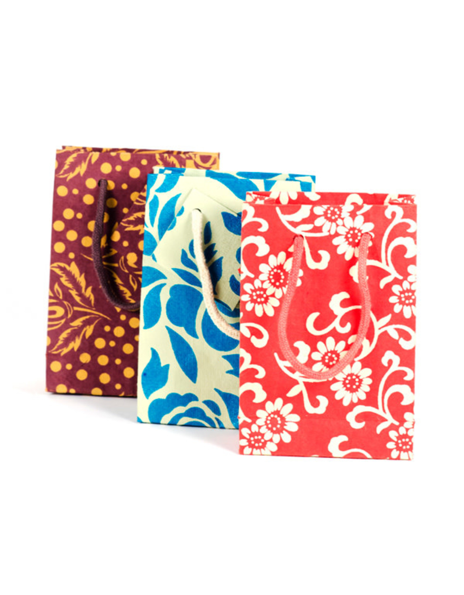 Eco Friendly Gift Bags, Small
