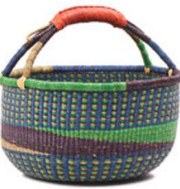 Ghana Bolga Market Basket- 1 Handle