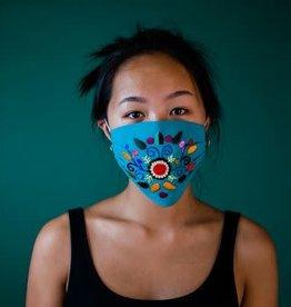 Duckbill Embroidered Masks w/ Pocket Adults, Medium Size