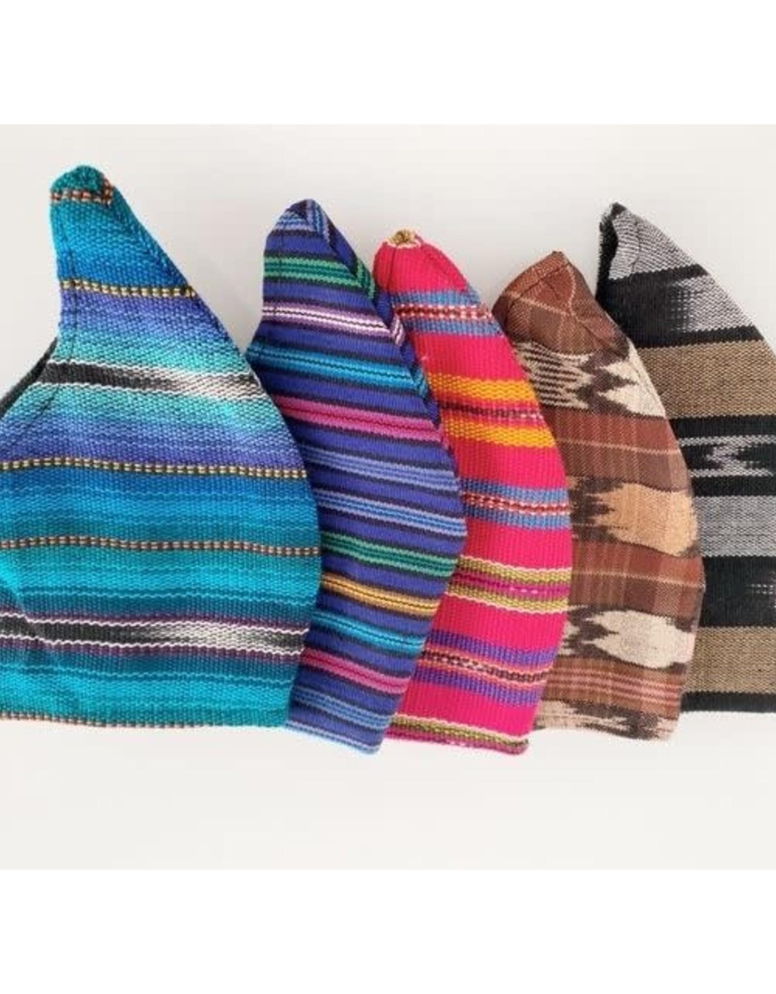 Duckbill Ikat Masks w/ Filter Pocket, Adults, Large Size