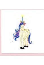 Vietnam, Unicorn Quill card