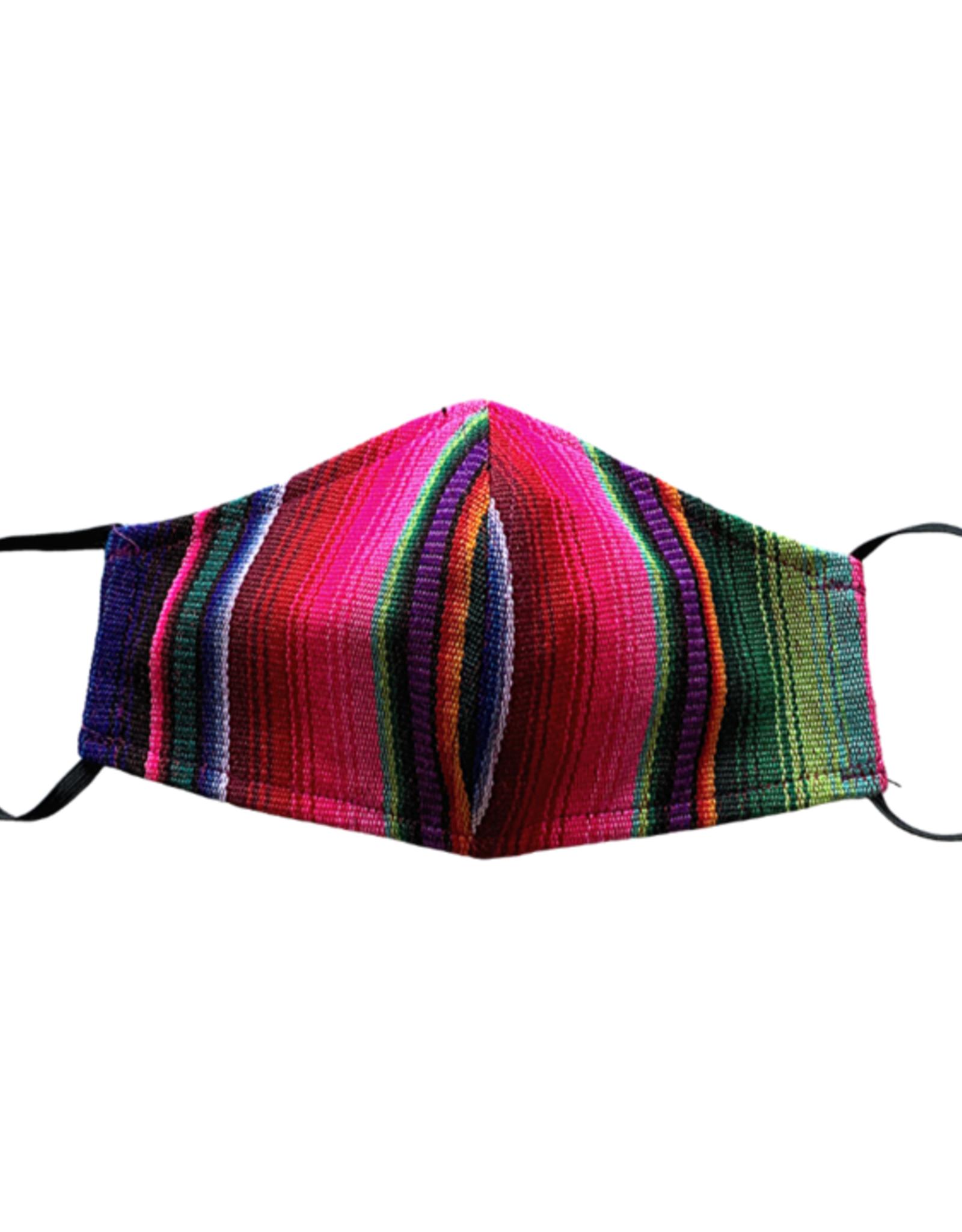 Hacienda Mask w/ filter pocket, Guatemala