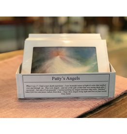 Patty's Angels Cards. LOCAL