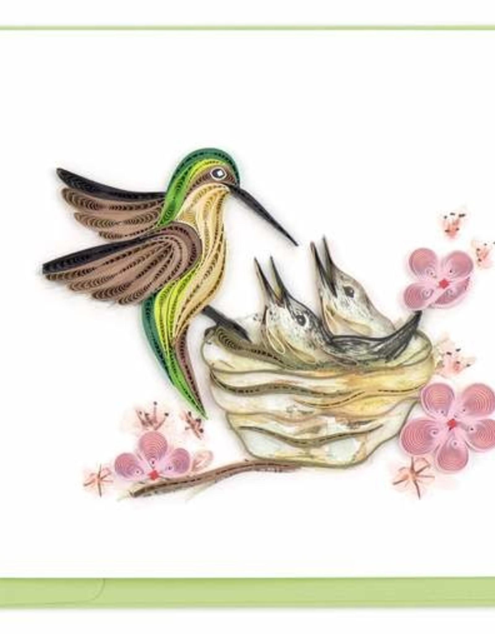 Vietnam, Hummingbird & Babies