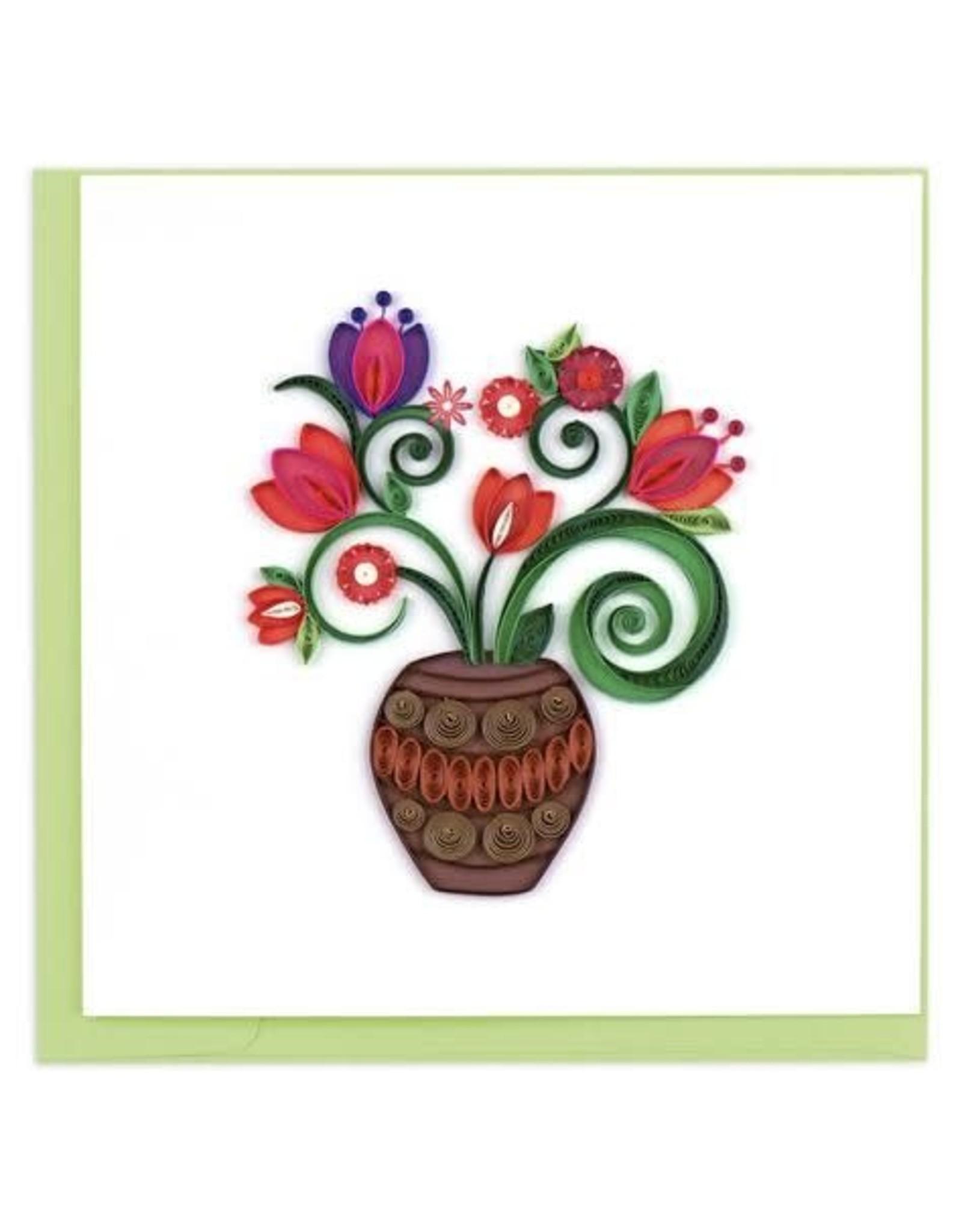 Vietnam, Terracotta Bouquet