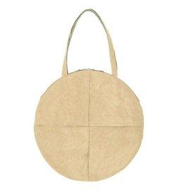 Cambodia, Chanlina CIRCLE Shoulder Bag SAND