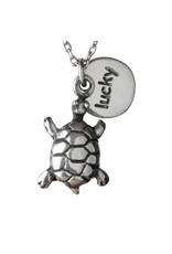 Pendant Necklace Lucky Turtle