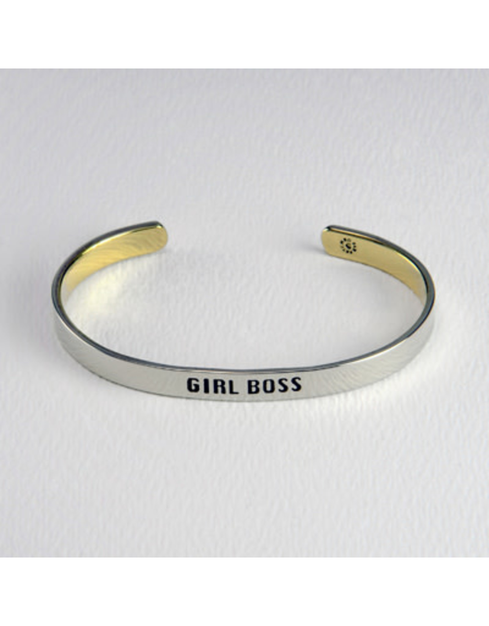Stackable Cuffs,  Girl Boss