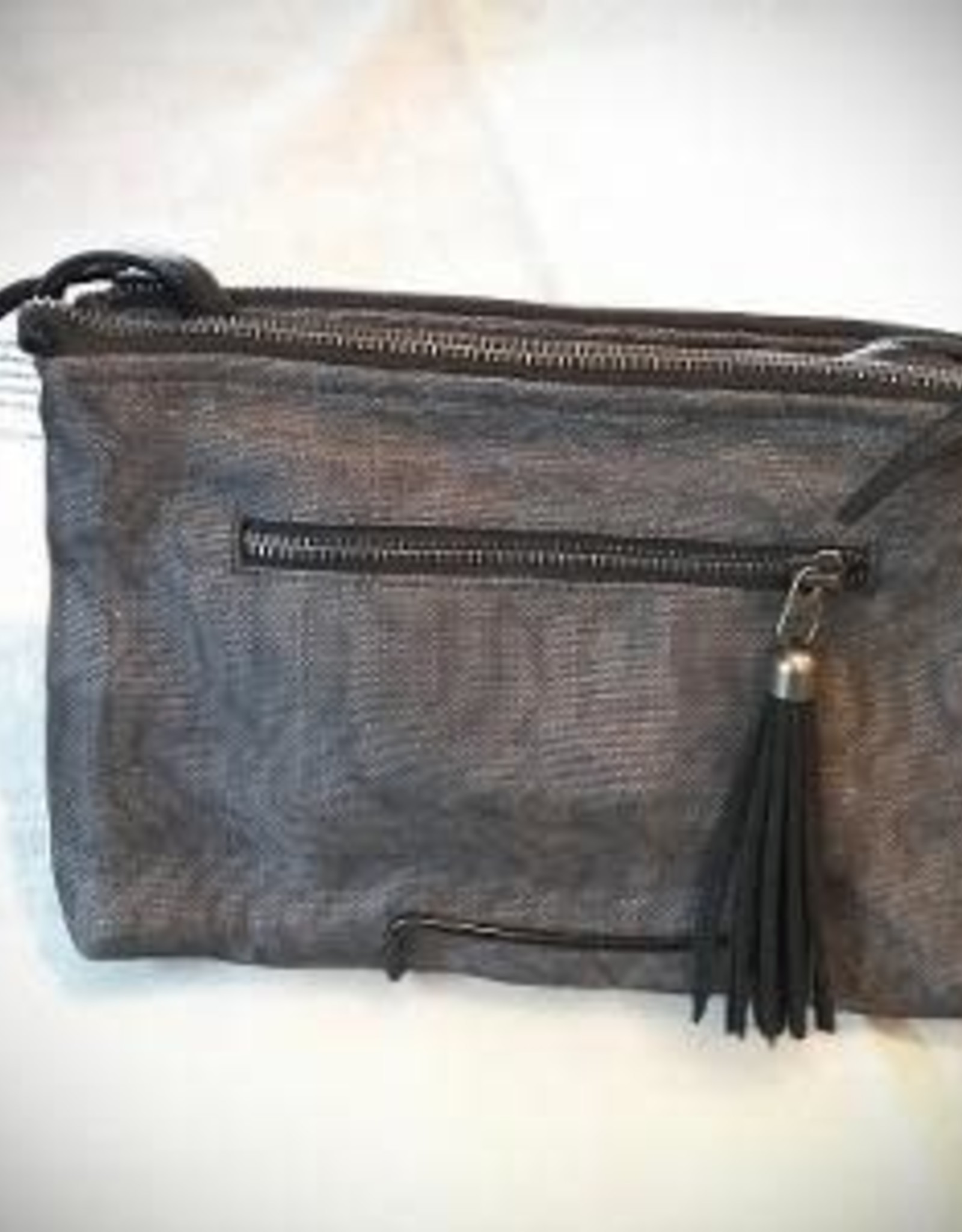 Nearby Shoulder Bag, CHARCOAL, Cambodia