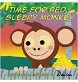 Time for Bed, Sleepy Monkey