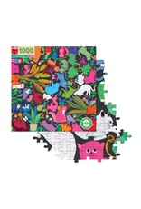 Cats at Work Puzzle, 1000 pieces